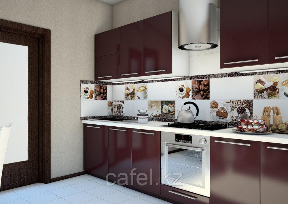 """Кафель для кухни""""Арабика"""""""