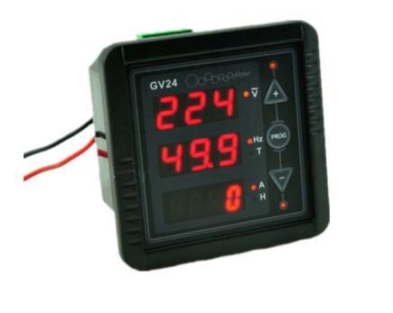Дизельный генератор цифровой Ампер метр GV24