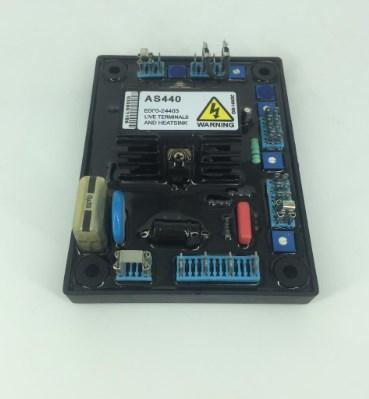 AVR для 25KVA 30KVA генератор схема автоматический регулятор напряжения AS440