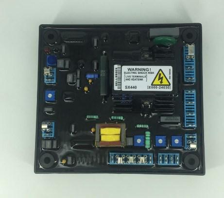 Генератор запасных частей AVR SX440 AVR для возбуждения генератора