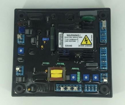 Генератор части напряжения AVR SX440 для бесщеточный генератор