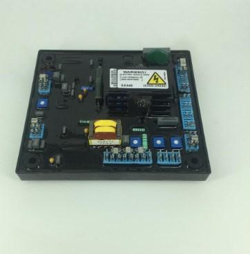 Бесщеточный генератор AVR SX440-A для дизель-генератора, фото 2