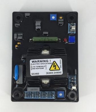 SX460 AVR регулятор напряжения генератора