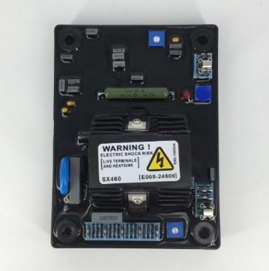 Регулятор напряжения AVR для генератора SX460-A