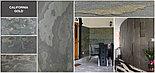Каменный шпон California Gold 600х1200мм гибкий камень, фото 2