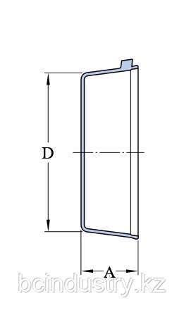 ECY 206   Крышки для подшипниковых узлов SKF