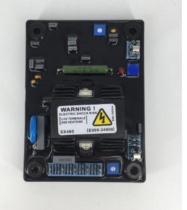 SX460 стабилизатор напряжения AVR, фото 2