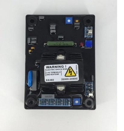 Newage AVR SX460 красный генератор запасных частей