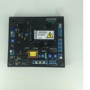 AVR схема SX440 мягкая резинка Красный конденсатор для генератора части, фото 2