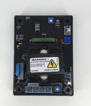 Автоматический регулятор напряжения цена avr E000-24602 3 фазы генератор, фото 2