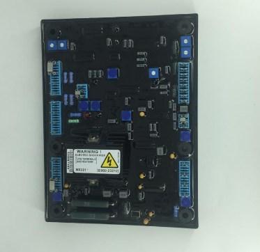 Автоматический регулятор напряжения MX321-A AVR для дизель-генератора, фото 2