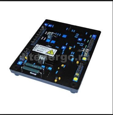 Трехфазный генератор с регулятором напряжения регулятор напряжения AVR MX321, фото 2
