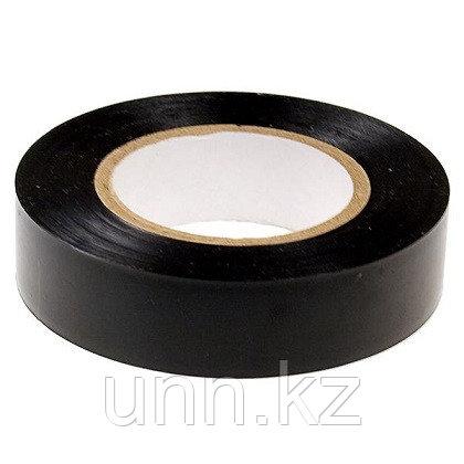 Изолента ПВХ черный 15мм*20м