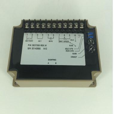 Регулятор скорости 3037359 EFC вращения двигателя блок управления, фото 2