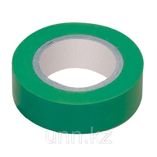 Изолента ПВХ зеленый