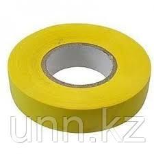 Изолента ПВХ желтый, фото 2