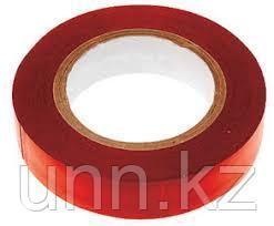 Изолента ПВХ Rollix 15мм*20м красный