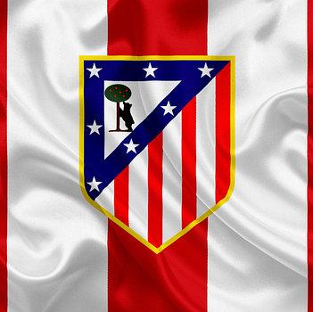 Atletico Madrid (Форма, атрибутика)