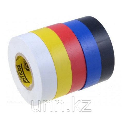 Изолента Superflex 202 19mm*20m желтая, фото 2