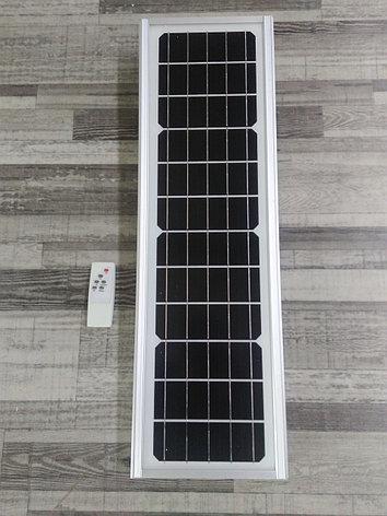 Светильник консольный LED 100W на солнечной батарее, фото 2