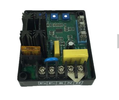 SR7 SR7-2 mecc alte avr 3 фазы автоматический регулятор напряжения для дизель-генератора, фото 2