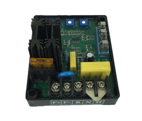AVR регулятор напряжения генератора AVR SR7 питания регулируемый, фото 2