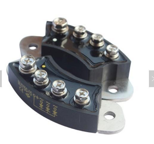 3 фазы диодный мост выпрямителя для генератора MXG (Y) 50-15 MXG50-15