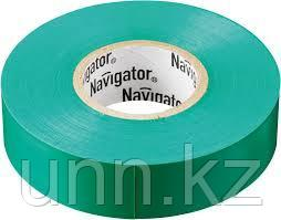Изолента NIT-B15-10/G зеленая 71 232 Navigator, фото 2