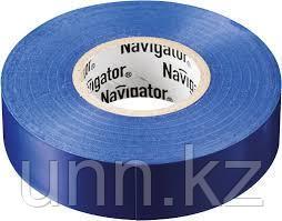 Изолента NIT-B15-10/B синяя 71 233 Navigator, фото 2