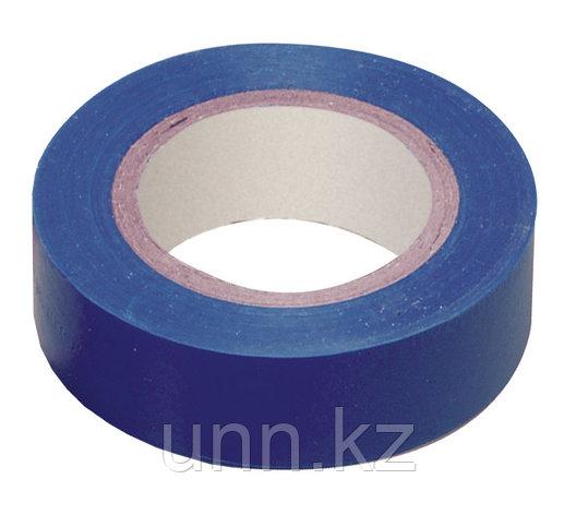 Изолента 0,18*19 мм синяя 20 метров ИЭК, фото 2