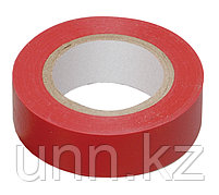 Изолента 0,18*19 мм красная 20 метров ИЭК