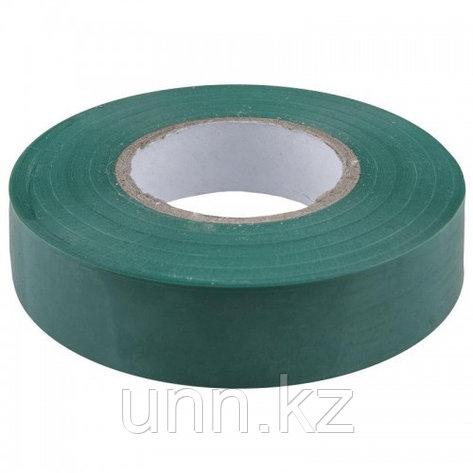 Изолента 0,18*19 мм зеленая 20 метров ИЭК, фото 2