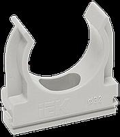 Держатель с защёлкой CF20 IEK (10 шт/упак)