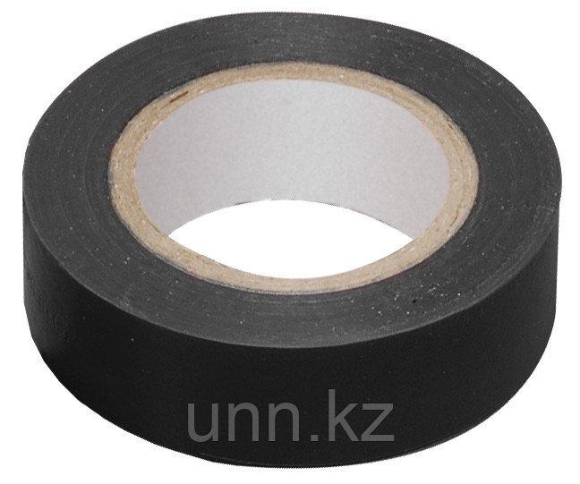 Изолента 0,13*15 мм черная 20 метров ИЭК