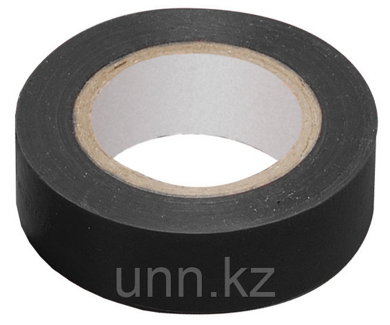 Изолента 0,13*15 мм черная 20 метров ИЭК, фото 2