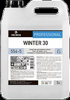 Winter 30. Средство для мойки стёкол при температурах не ниже -30°С