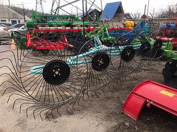 Усиленные Грабли-ворошилкиOGR 5 колес 3.3м, фото 2