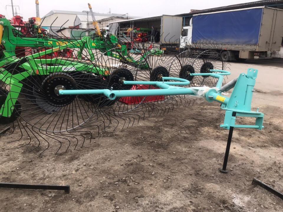 Усиленные Грабли-ворошилкиOGR 5 колес 3.3м
