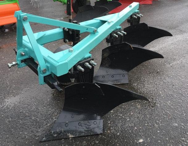 Плуг отвальный ПЛНМ  3,35 типа OGR с углоснимом низкая стойка, фото 2