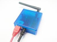 Ethernet модем для беспроводного сетевого счетчика