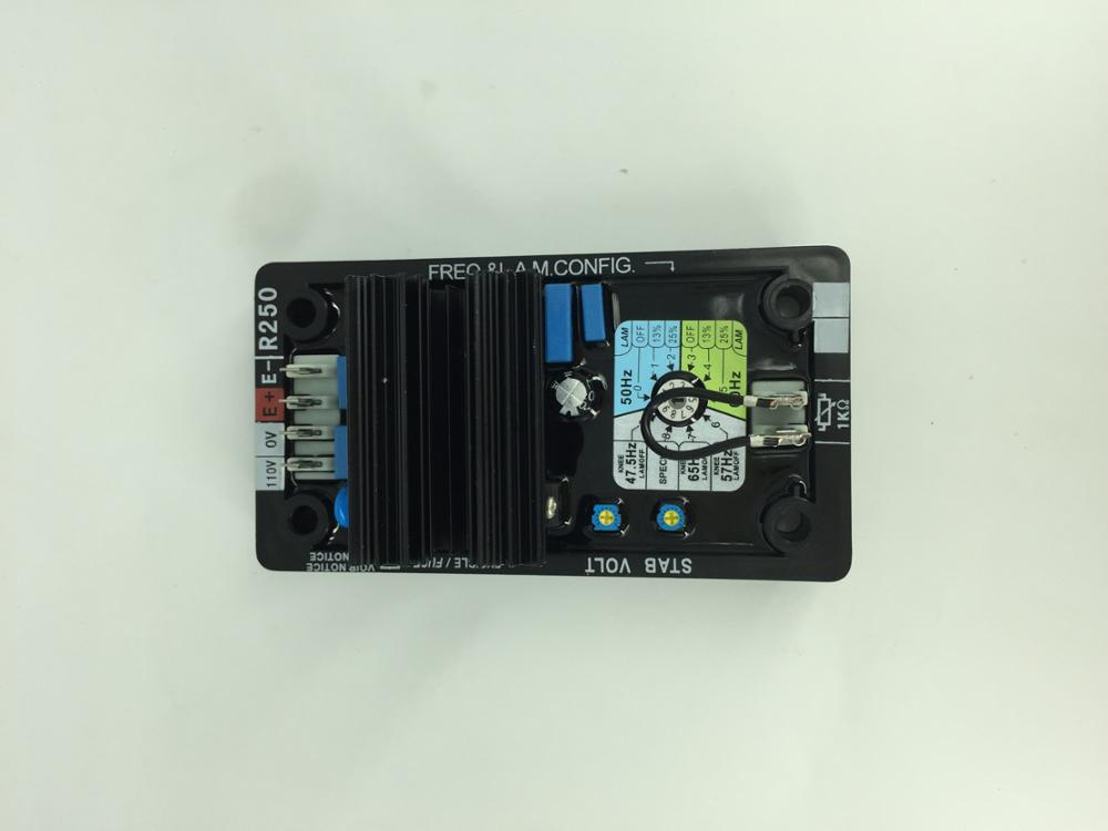 Автоматический регулятор напряжения AVR 20kva R250