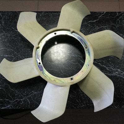 Крыльчатка вентилятора (лопасть) радиатора охлаждения