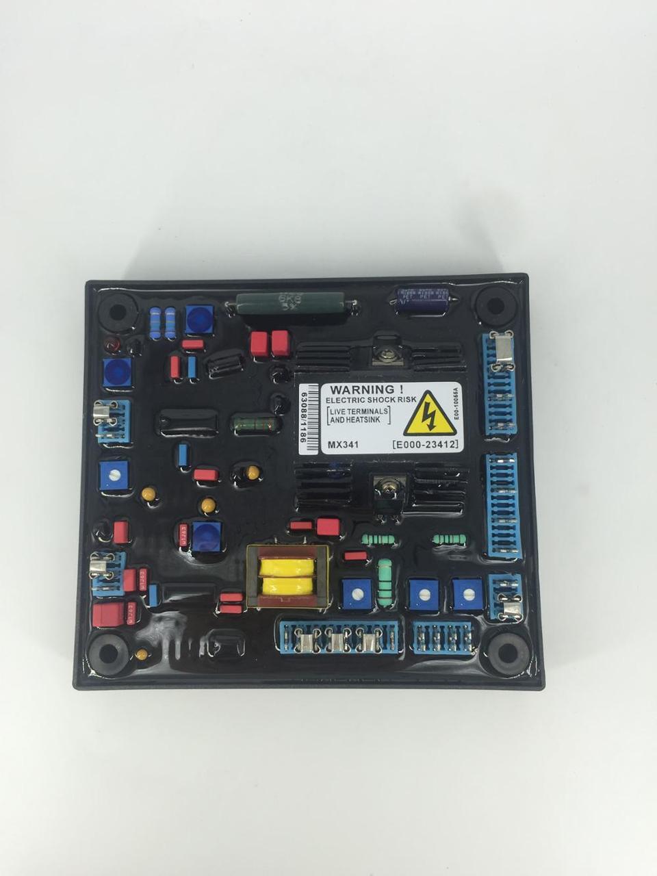 AVR MX341-A для дизель-генератора 50kw генератор запасных частей