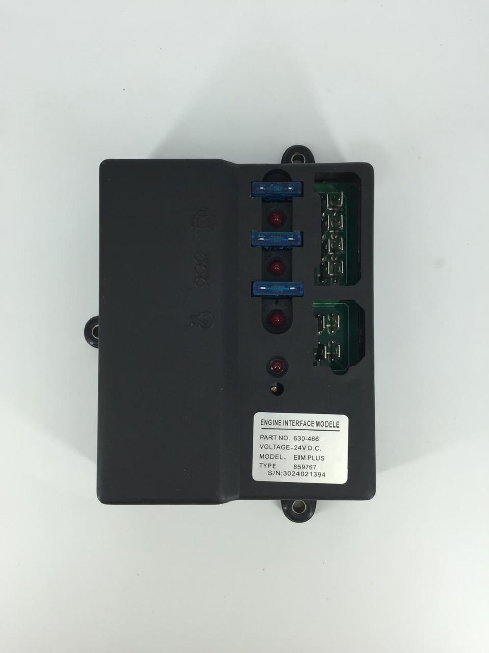 Двигатель интерфейсный модуль электроприводов EIM 630-466 630-465