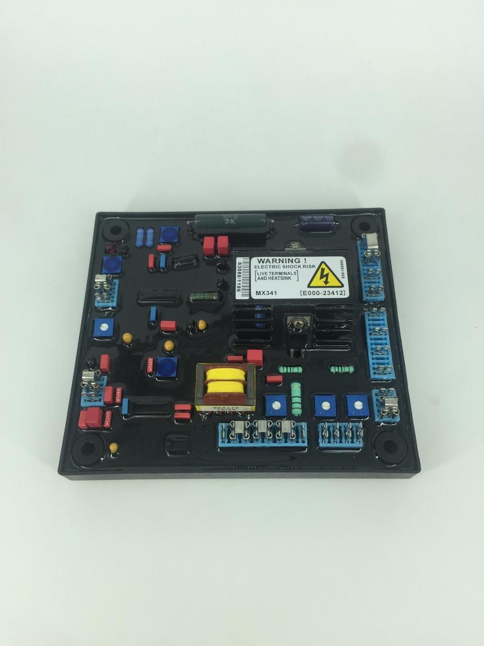 Newage Nupart трехфазный автоматический регулятор напряжения AVR MX341