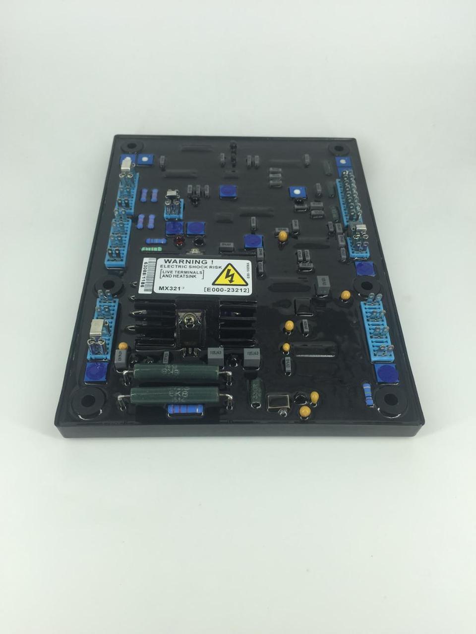 Автоматический регулятор напряжения MX341B AVR для генератора