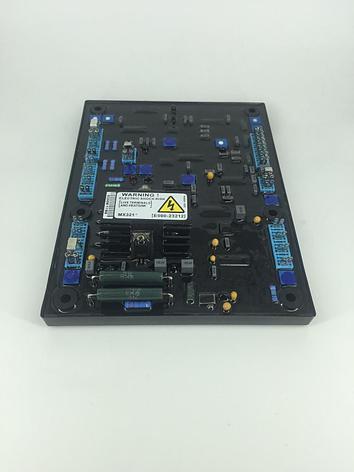 Автоматический регулятор напряжения MX341B AVR для генератора, фото 2