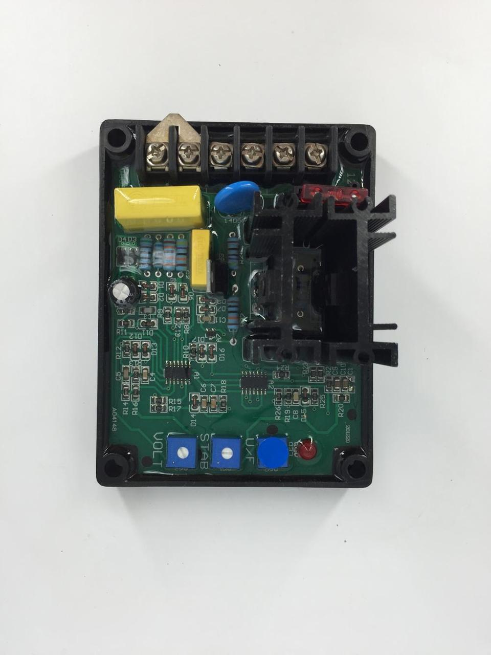 Дизель-генератор регулятор напряжения GAVR-12A AVR 12A