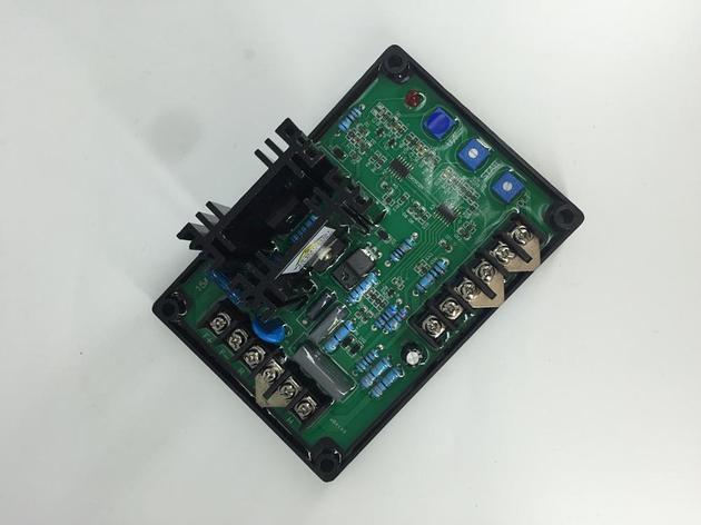 GAVR-15A автоматический регулятор напряжения avr 100kva Генератор универсальный avr, фото 2