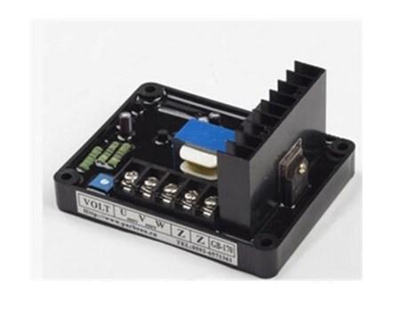 Генератор переменного тока щетки универсальный AVR схема GB-170 3 фазы, фото 2
